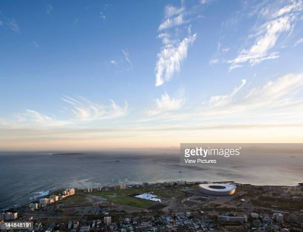 Greenpoint Stadium Cape Town South AfricaCape Town Cape Province South Africa Architect Gmp Architekten Fifa World Cup 2010 Greenpoint Stadium Gmp...