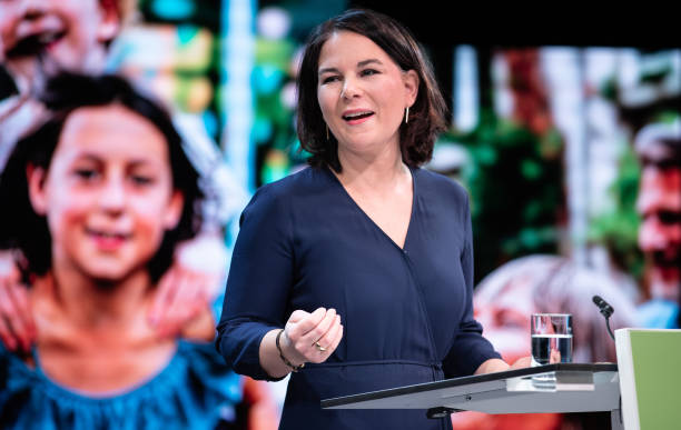 DEU: Greens Party Announces Chancellor Candidate