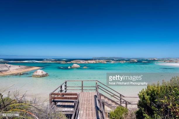 greens pool denmark western australia - denmark stock pictures, royalty-free photos & images
