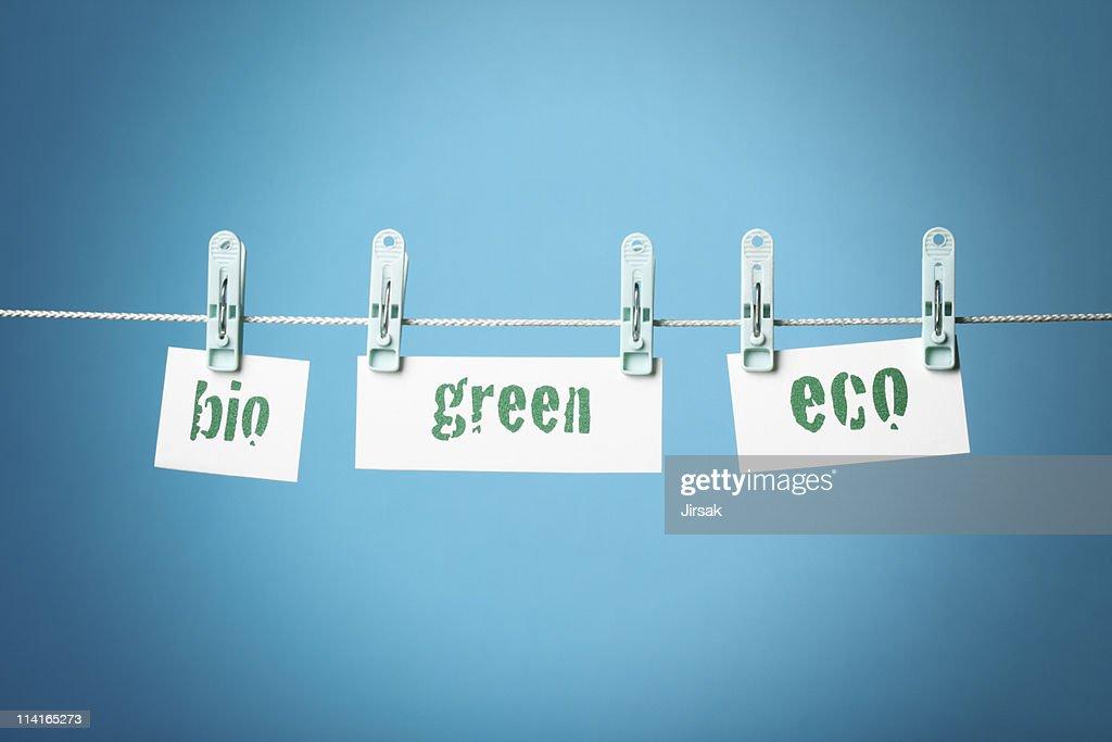 Greenwashing : Stock Photo