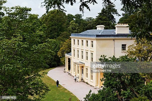 Greenway, House of Agatha Christie, Galmpton, Devon