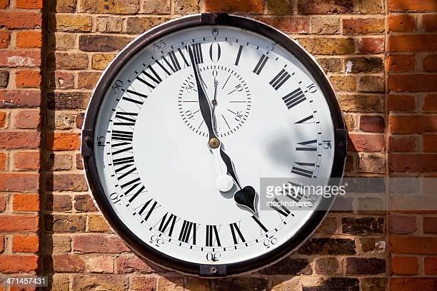Greenwich 24 Hour Clock