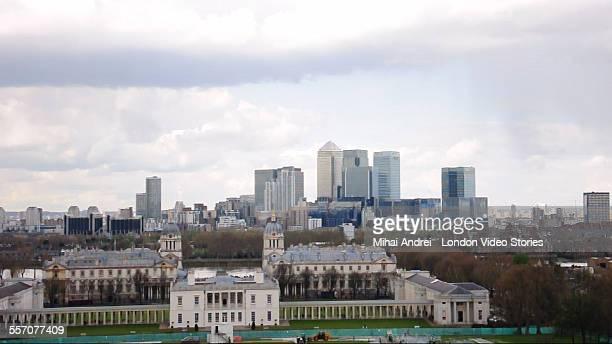 Greenwich London Panorama