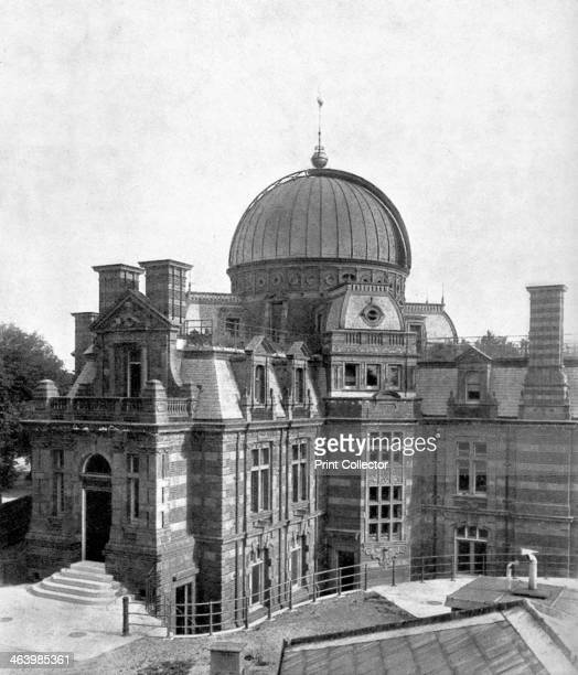 Greenwich Observatory London 19111912 The Royal Observatory in Greenwich was commissioned in 1675 by King Charles II At this time the king also...