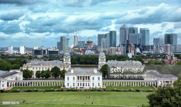 greenwich old royal naval college - greenwich london stock pictures, royalty-free photos & images