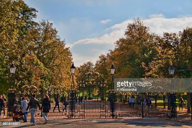 Greenwich Park entrance