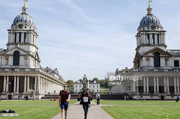 Greenwich University: Queen Mary Court and King William Court