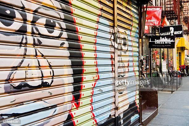 Greenwich Village et de la ville de New York