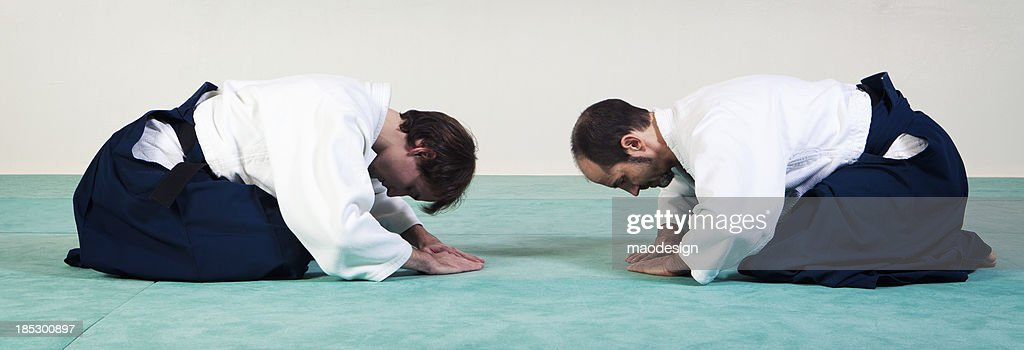 Greetings form of martial arts stock photo getty images greetings form of martial arts stock photo m4hsunfo