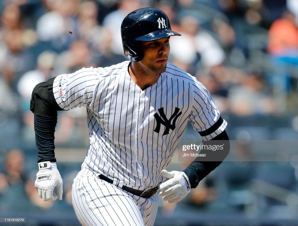 Chicago White Sox v New York Yankees : News Photo