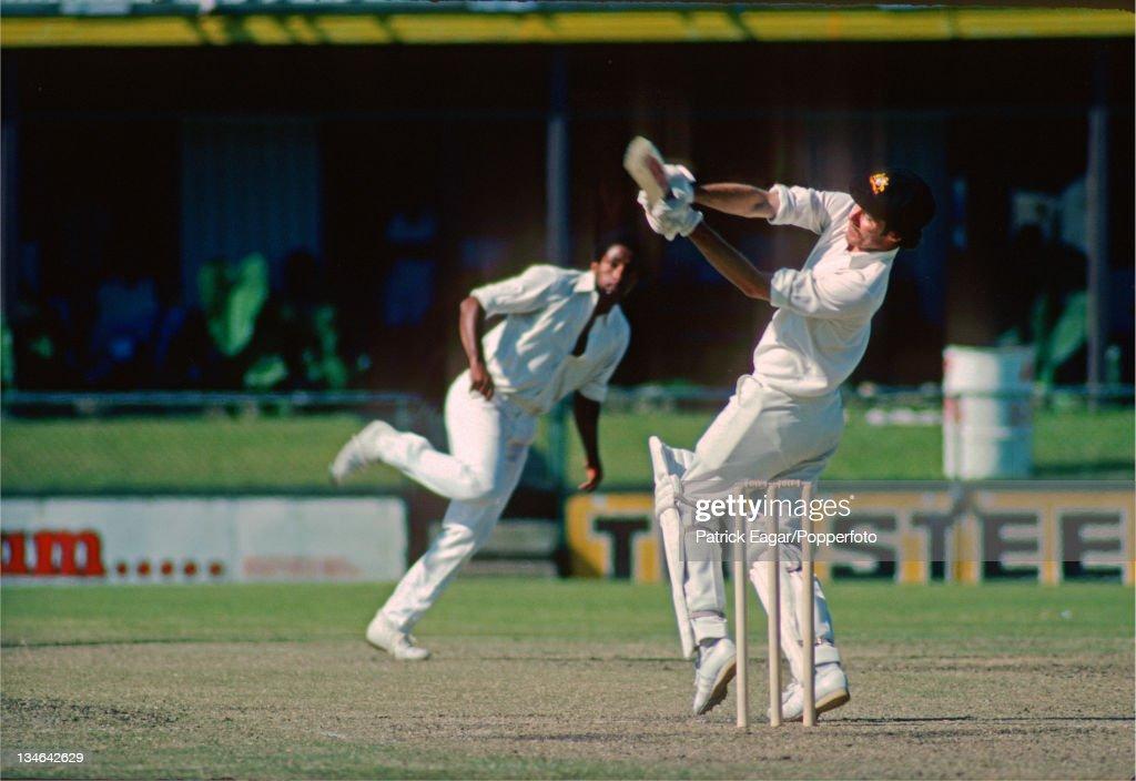 Australia v West Indies, 1st Test, Brisbane, November 1975-76 : News Photo