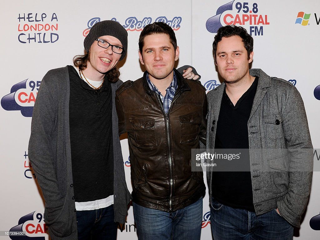 Jingle Bell Ball 2010 Day Two - Arrivals