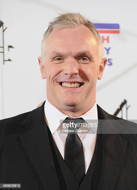 Greg Davies attends the British Comedy Awards at Fountain Studios on December 12 2013 in London England