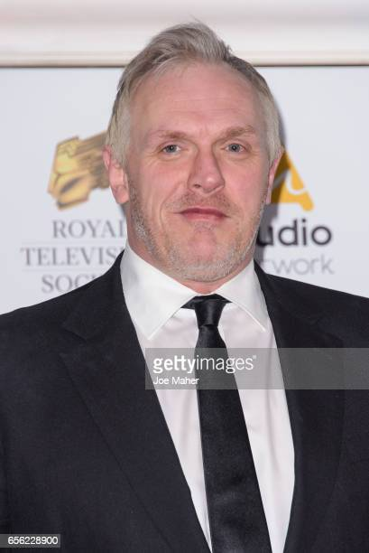 Greg Davies attends the Royal Television Society Programme Awards on March 21 2017 in London United Kingdom