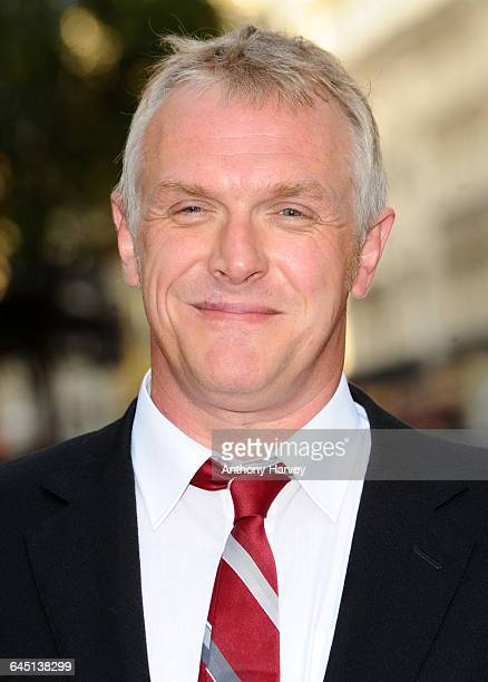 Greg Davies attends the world film premiere of The Inbetweeners Movie at Vue West End on August 16 2011 in London