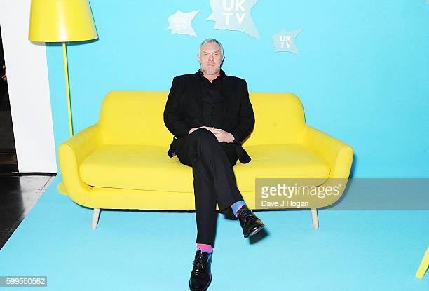 Greg Davies attends UKTV Live 2016 at BFI Southbank on September 6 2016 in London England