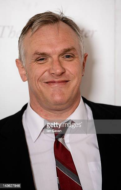 Greg Davis attends the South Bank Sky Arts Awards at Dorchester Hotel on May 1 2012 in London England