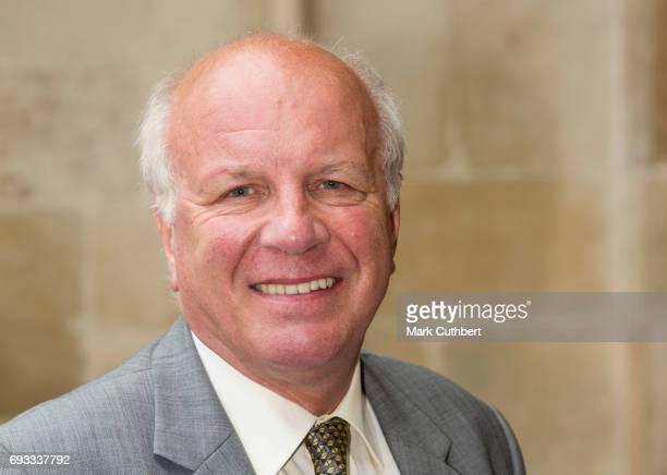 Greg Dyke attends a memorial service for comedian Ronnie Corbett at Westminster Abbey on June 7 2017 in London England Corbett died in March 2016 at...