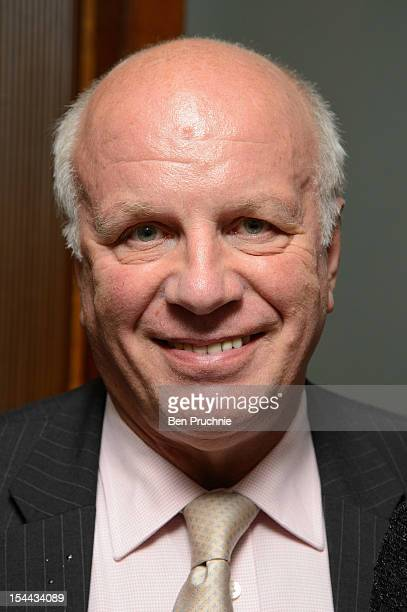 Greg Dyke attends The Krasner Fund party during the 56th BFI London Film Festival at Odeon West End on October 19 2012 in London England