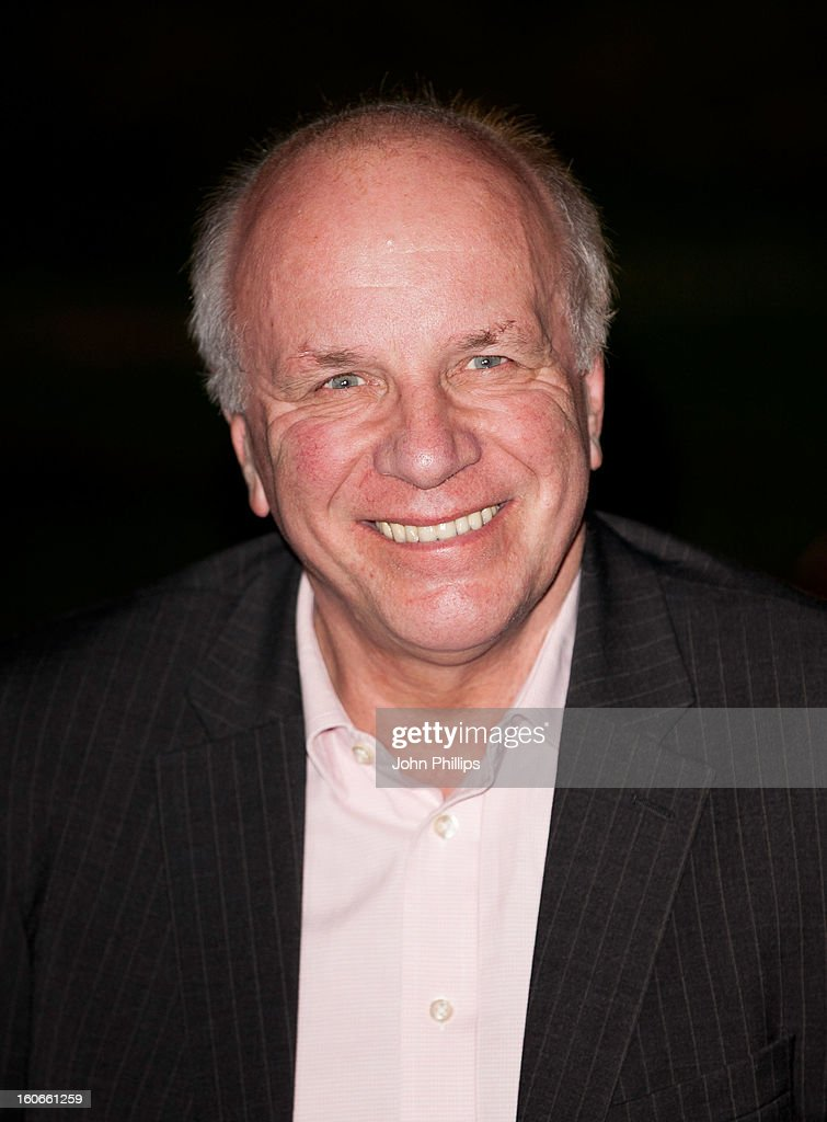 Greg Dyke attends the London Evening Standard British Film Awards at the London Film Museum on February 4, 2013 in London, England.