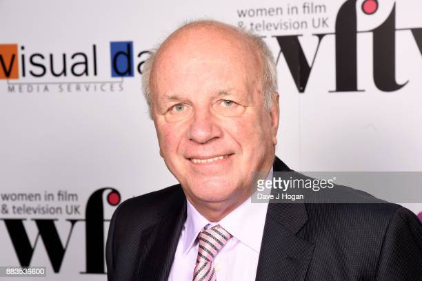 Greg Dyke attends the 'Sky Women In Film and TV Awards' held at London Hilton on December 1 2017 in London England