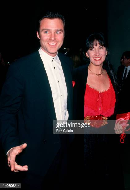 Greg Evigan and Pam Serpe at the 10th Annual American Comedy Awards Beverly Hilton Hotel Beverly Hills