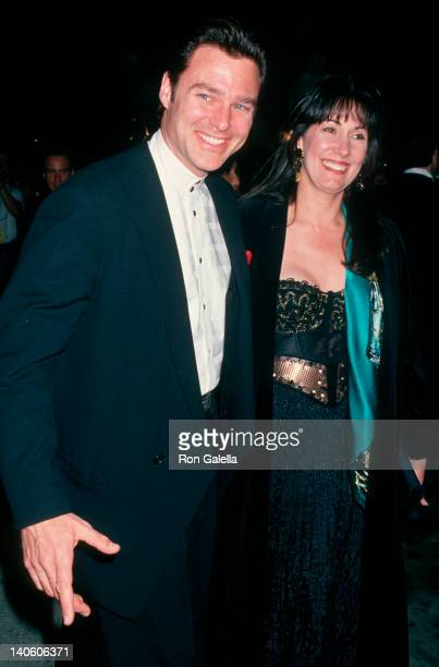Greg Evigan and Pam Serpe at the 8th Annual American Comedy Awards Shrine Auditorium Los Angeles