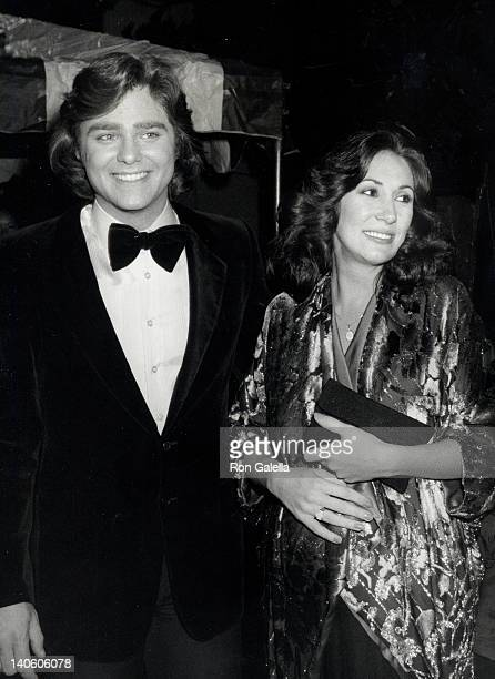 Greg Evigan and Pam Serpe at the 8th Annual American Music Awards Shrine Auditorium Los Angeles