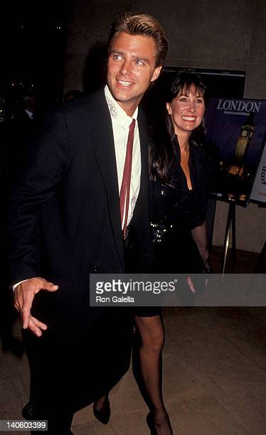 Greg Evigan and Pam Serpe at the American Cinema Awards Beverly Hilton Hotel Beverly Hills