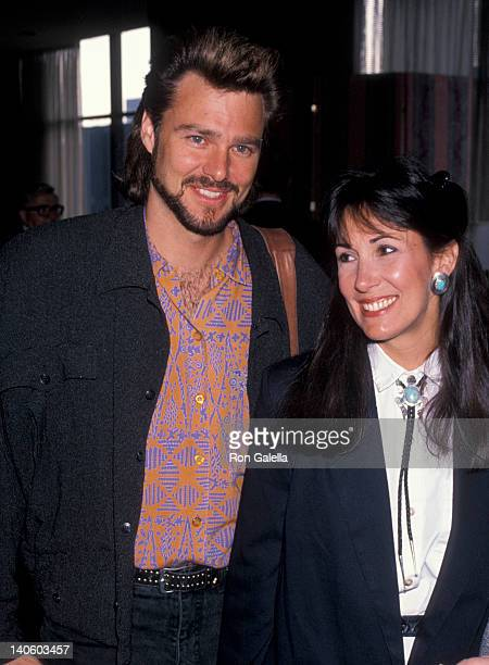 Greg Evigan and Pam Serpe at the Diamond International Collection Gala New York Hilton Hotel New York City