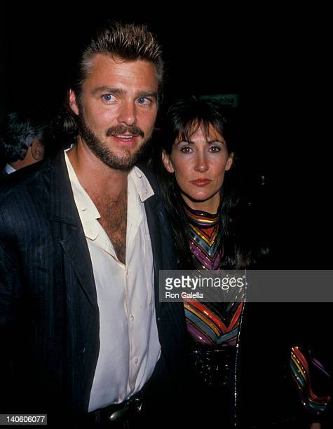 Greg Evigan and Pam Serpe at the Starlight Foundation Gala Ed Debevic's Restaurant Beverly Hills