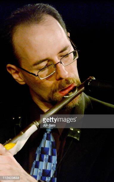 Greg Fishman during Fujitsu Jazz Elite 2004 Three For Brazil Perform Live June 14 2004 at Bar Queen in Iwaki Japan