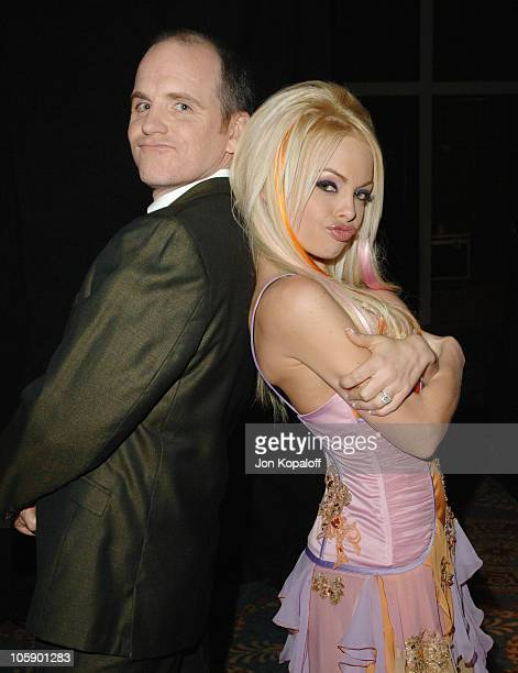 Greg Fitzsimmons and Jesse Jane Digital Playground Contract Performer both cohosts