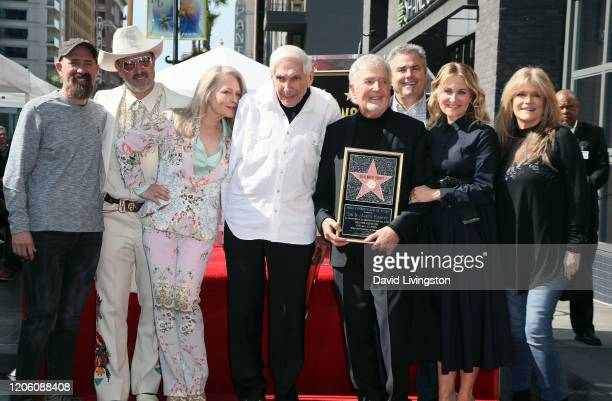 Greg Garcia David Arquette Beverly D'Angelo Marty Krofft Sid Krofft Christopher Knight Maureen McCormick and Susan Olsen attend Sid and Marty Krofft...
