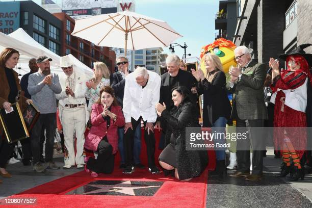 Greg Garcia David Arquette Donelle Dadigan Beverly D'Angelo Sid Krofft Marty Krofft Rana Ghadban Maureen McCormick Susan Olsen and Christopher Knight...
