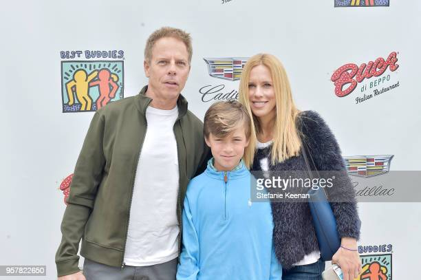Greg Germann and family attend 2018 Best Buddies Mother's Day Brunch Hosted by Vanessa Gina Hudgens on May 12 2018 in Malibu California