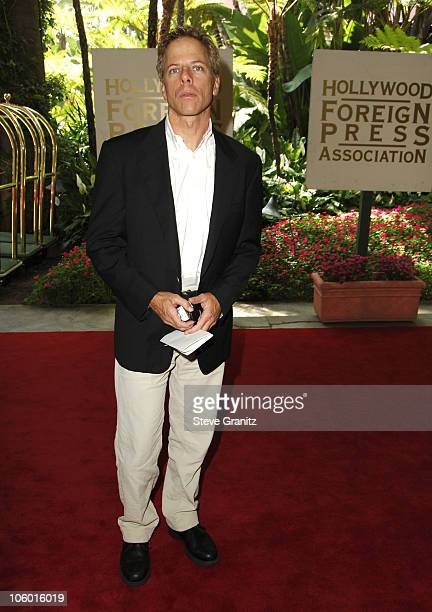 Greg Germann during HFPA Holds Annual Installation Luncheon Arrivals at Beverly Hills Hotel in Beverly Hills California United States