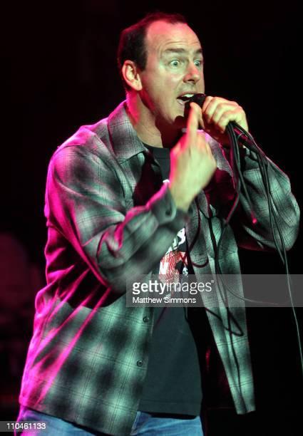 Greg Graffin of Bad Religion during San Diego Street Scene 2006 Day 1 at Qualcomm Stadium in San Diego California United States