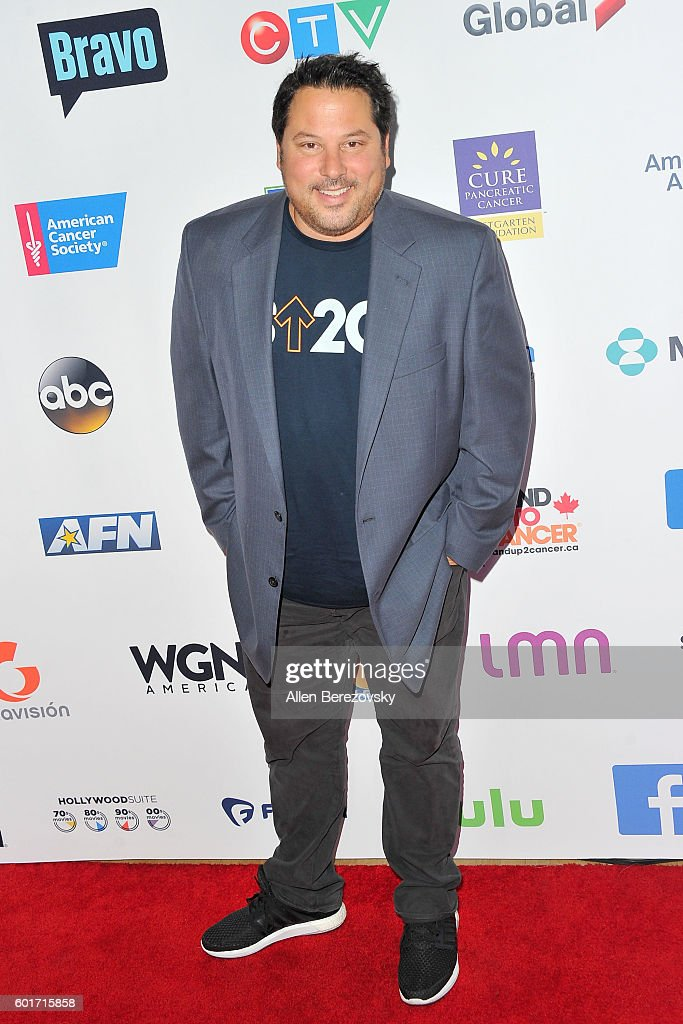 Greg Grunberg arrives at the Hollywood Unites for the 5th Biennial Stand up to Cancer (SU2C), A Program Of The Entertainment Industry Foundation (EIF) at Walt Disney Concert Hall on September 9, 2016 in Los Angeles, California.