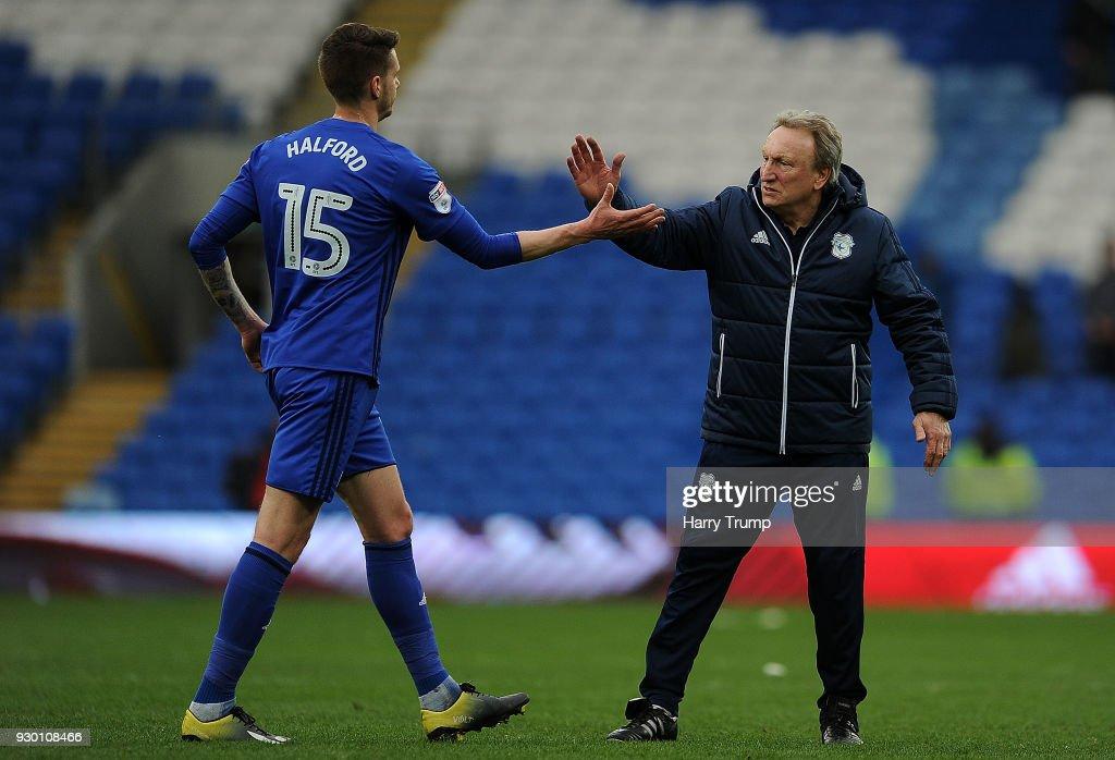 Cardiff City v Birmingham City - Sky Bet Championship : Nachrichtenfoto