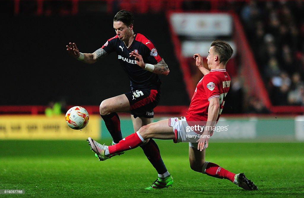 Bristol City v Rotherham United - Sky Bet Championship : News Photo