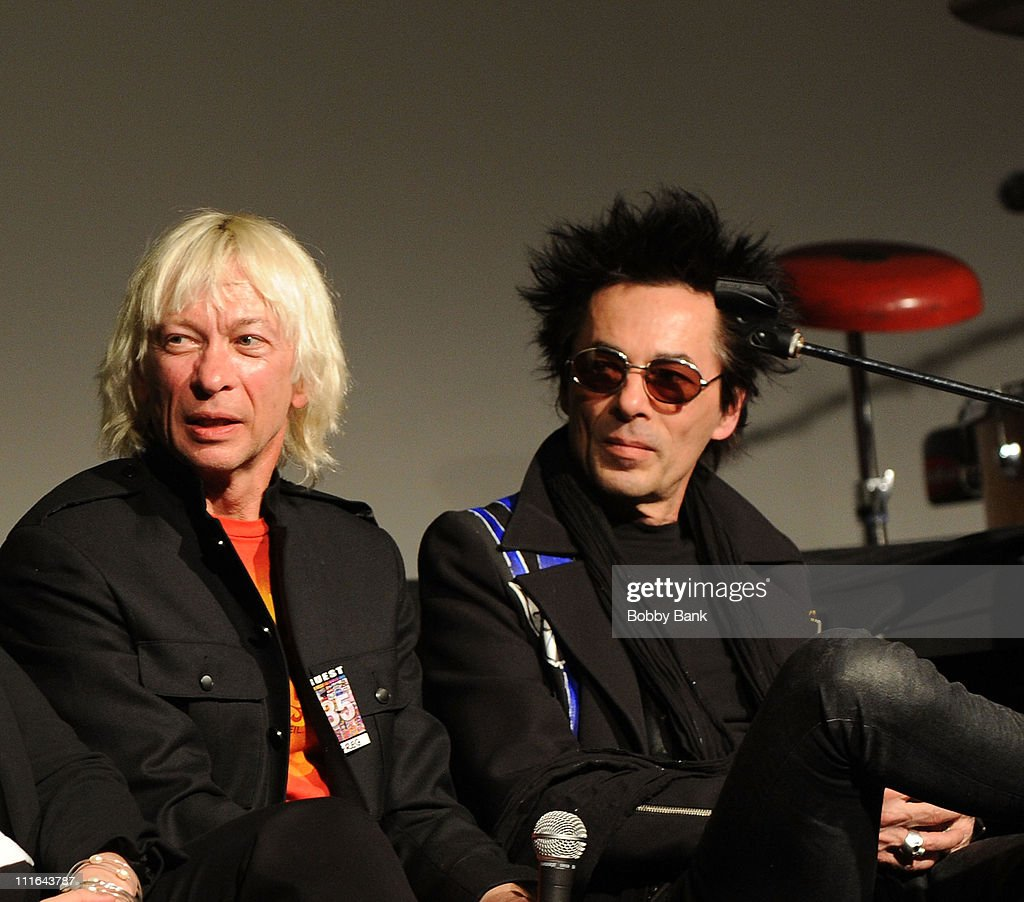Greg Hawkes and Earl Slick attend the 35th Anniversary of The Fest For Beatles Fans celebration at the Crowne Plaza Meadowlands on March 27, 2009 in Secaucus, New Jersey.