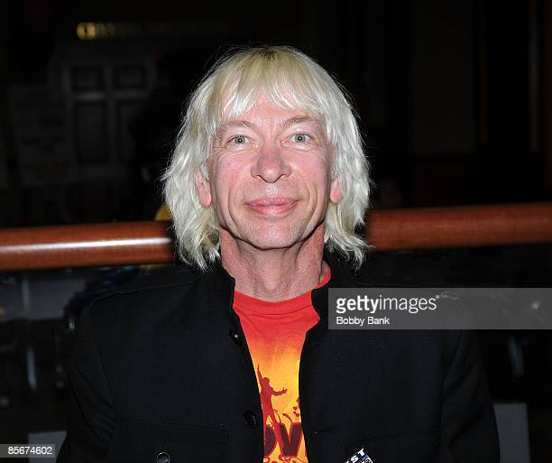 Greg Hawkes attends the 35th Anniversary of The Fest For Beatles Fans celebration at the Crowne Plaza Meadowlands on March 27 2009 in Secaucus New...