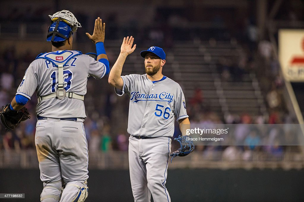 Kansas City Royals v Minnesota Twins : News Photo
