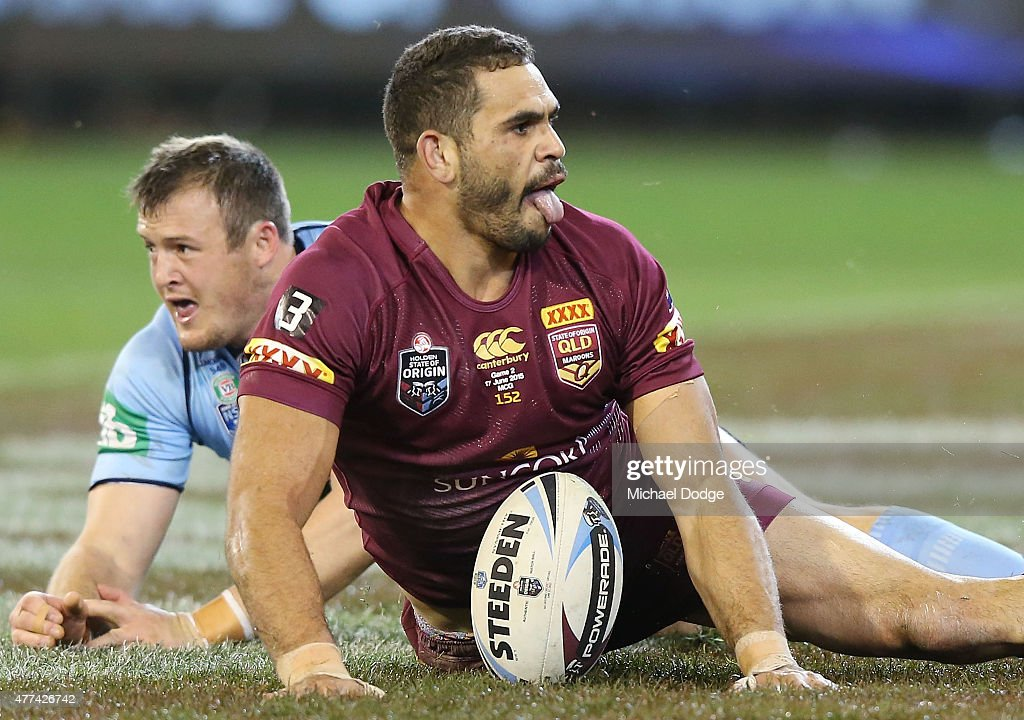 State Of Origin II - NSW v QLD