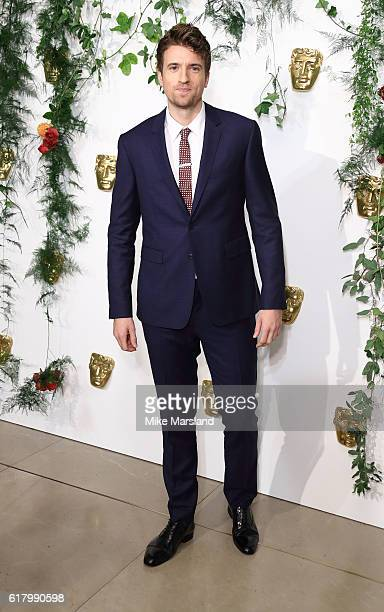 Greg James attends BAFTA Breakthrough Brits 2016 Unveiling on October 25 2016 in London United Kingdom