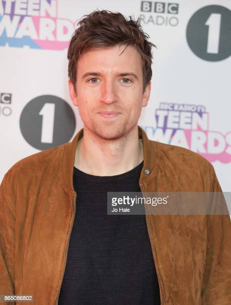 Greg James attends the BBC Radio 1 Teen Awards 2017 at Wembley Arena on October 22 2017 in London England