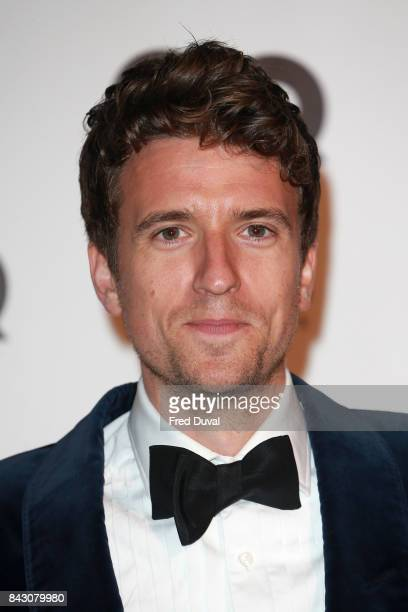 Greg James attends the GQ Men Of The Year Awards at Tate Modern on September 5 2017 in London England