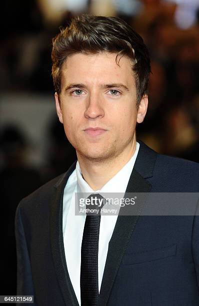 Greg James attends the Royal World Premiere of 'Skyfall' on October 23 2012 at the Royal Albert Hall in London