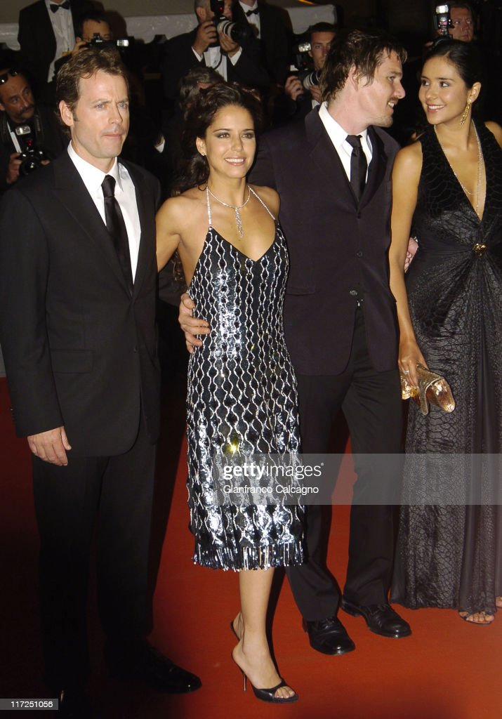 2006 Cannes Film Festival - Fast Food Nation Premiere : News Photo